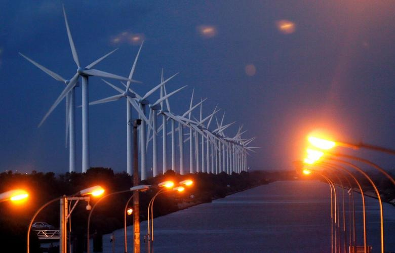Offshore galore! Wind farms go on the block as valuations spike