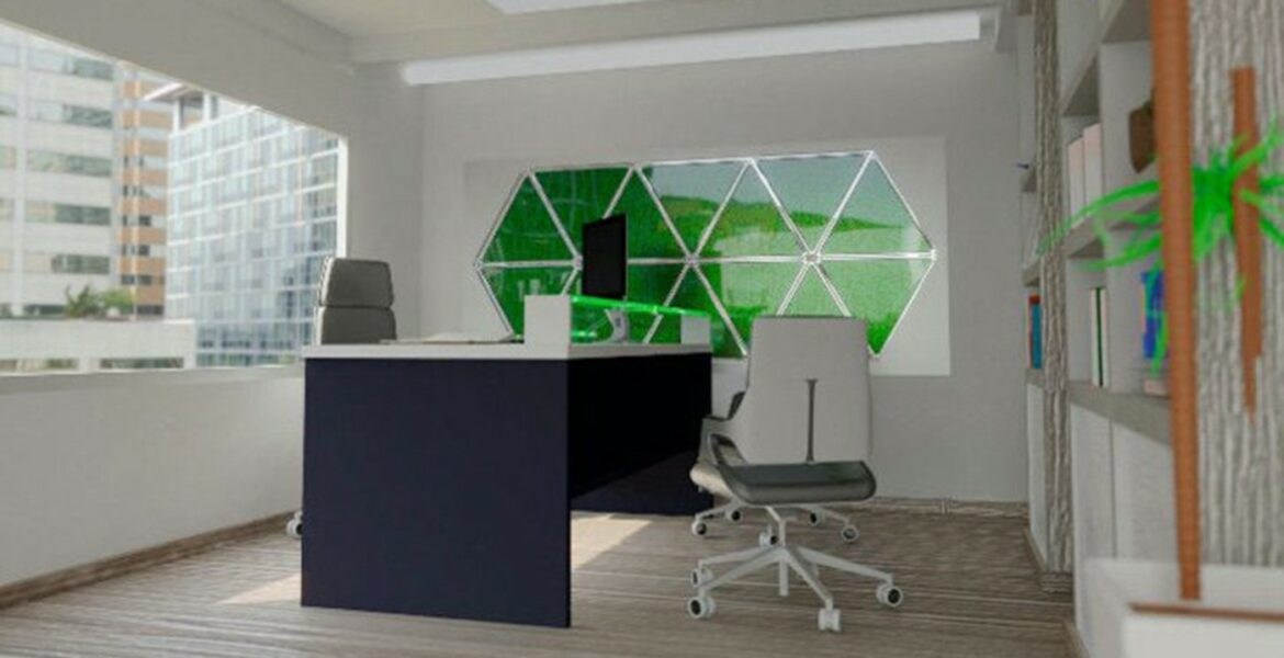 Biodegradable Algae Solar Panels Clean The Air While Growing Green Energy